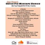 "Quick Fix Mixtape Series ""Afro Trap Friday Mixtape"" (Dopest Mixtape on the Plant) Vol.1"
