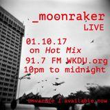 _moonraker Hot Mix 1/10/17