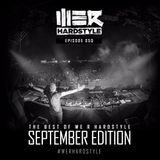 Brennan Heart presents WE R Hardstyle September 2017