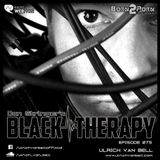 Ulrich Van Bell - Black Therapy EP075 on Radio WebPhre.com