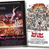 Episódio #68 – Do Fundo do Coração / Rock 'n' Roll High School (Especial Take #45)