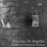 Children Of Tomorrow's Podcast 24 - Antonio De Angelis