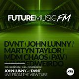 A futuremusic FM Social: John Lunny w/ DVNT - 26.08.2017