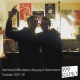 16/01/18 - Technical Difficulties w/ Boycey & Harrimannn
