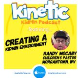 Creating a Kidmin environment with Randy Mocaby #31