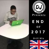 END OF UK Drill Mix 2017 (Harlem Spartans, Headie One, 410, 1011, OFB, B Side & More)