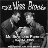 Our Miss Brooks - Mr. Boyntons Parents (05-14-50)