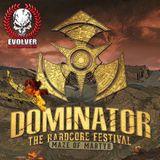 Dominator Festival 2017 – Maze of Martyr   DJ contest mix by Evolver