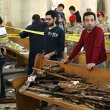 ISIS claims responsibility for deadly bomb attacks in Egypt