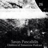 Children Of Tomorrow's Podcast 26 - Savas Pascalidis