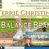 11/10/2017 - Charlotte View: The Secret Power of You! BALANCE BEAM. Terrie Christine