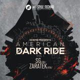 Doeme Presents : American Dark Ride Vol 1 : Zaratek
