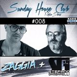 SUNDAY HOUSE CLUB @ Radio Canale Italia #008 | ZAGGIA + STEFANO GAMBARELLI | free download