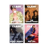 Disco mix for CLASH music magazine