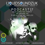 The Liquidsoundzuk Podcast #17 ( Pariah )