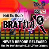 Matt The Bratt - Brattrax LIVE ON 93.3 FLZ ( Airdate 09-16-00 ) CD3-S1