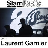 #SlamRadio - 271 - Laurent Garnier [Recorded at Maximum Pressure, 2017]