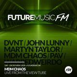 A futuremusic FM Social: MDM Chaos - 26.08.2017