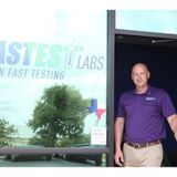 Franchise Interviews Meets with Fastest Labs Franchise