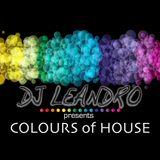 DJ Leandro presents 'Colours of House' - Episode #142