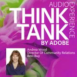 Andrea Wood (DIrector of Community Relations, Best Buy)