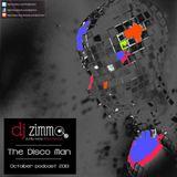 The Disco Man (DJ Zimmo Mix Oct 2013)