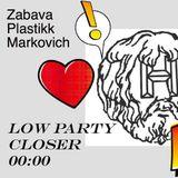 Philipp Markovich // LOW @ Closer 25.11.16