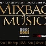 18th May 2017 Mixbag of Music with DJ Niceness in the mix on Floradio