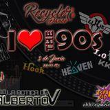Recycler Dance Radio Show 28 (Alberto V Especial 90`s)
