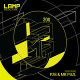 LAMP Weekly Mix #200 Feat. PZB & MR PUZL