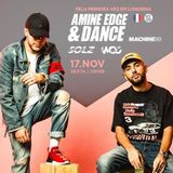 2017.11.17 - Amine Edge & DANCE @ 2800, Londrina, BR
