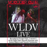 WLDV  - Live Set - 17-02-2017 @Vocoder Club: Giallo Disco Records Showcase