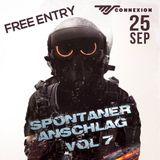 SEIMEN DEXTER @ SPONTANER ANSCHLAG VOL 7 | 25.09.15 | MS CONNEXION MANNHEIM