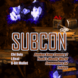 SUBCON 58 DKC2, Yoshi, C64