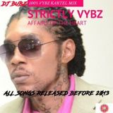 Vybz kartel Love Mix-Affairs of the heart