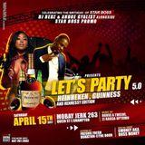ANDRE GYALIST & DJ REDZ LETS PARTY 5.0 PROMO MIX  DJ ROY