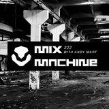Mix Machine 322 (7 June 2017)