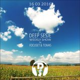 Deep Sesje Weekly Show 128 Mixed By Focuset