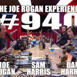 #940 - Sam Harris & Dan Harris