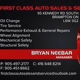 FirstClass Bryan