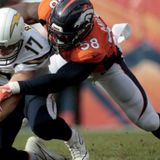 Mike Klis on if Broncos have edge over Chargers, questions on Siemian and return of Mike McCoy