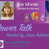 Power Talk hosted by Jean Adrienne: Pain or Suffering: What Is The Difference?