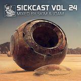 Sickcast Vol. 24 by JDAM