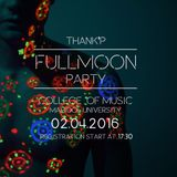 DRIPPER - Live @ THANK'P Fullmoon Party , MAHIDOL UNIVERSITY