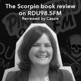 Scorpio Books with Cassie – August 16th