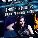 HardTechno/Schranz: Fernanda Martins @ Fuel Techno PT - Rocks Club MAY/2013 - Portugal