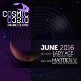 "Cosmic Radio Show ""Dark side of the Moon"""