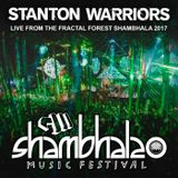 Stanton Warriors Podcast #049 : Live from the Fractal Forest Shambhala 2017