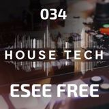 House & Techno 034 -  Esee Free