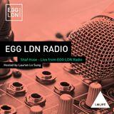 EGG LONDON RADIO: Episode 11 - Shaf Huse